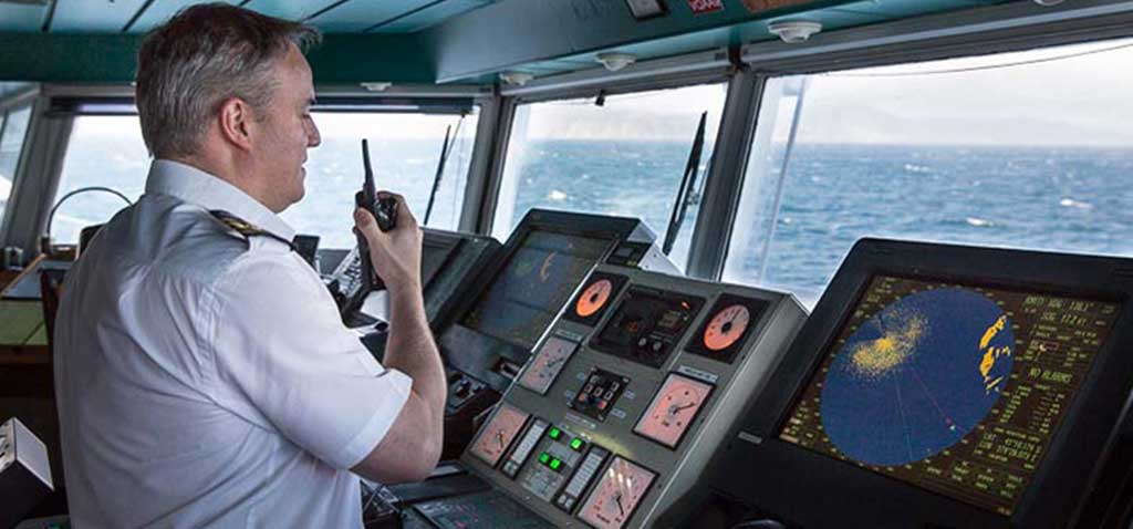Learn about career paths in the maritime sector.