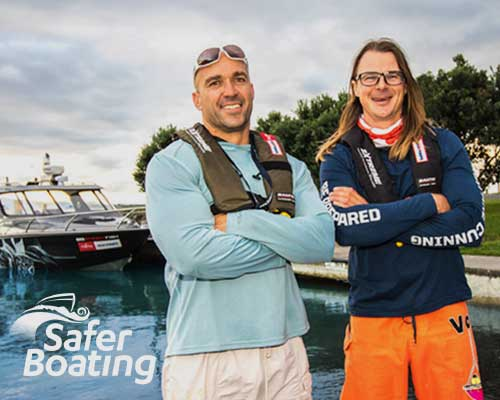 Safer Boating Week is an annual event.