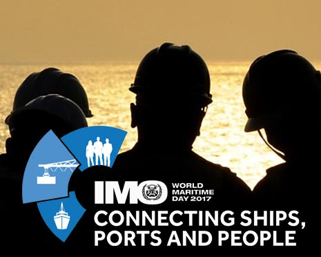 World Maritime Day is an annual event.