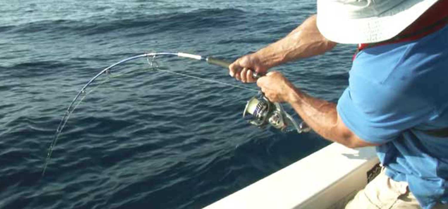 Fishing from small vessels is by far the most popular pastime for boaties in New Zealand.