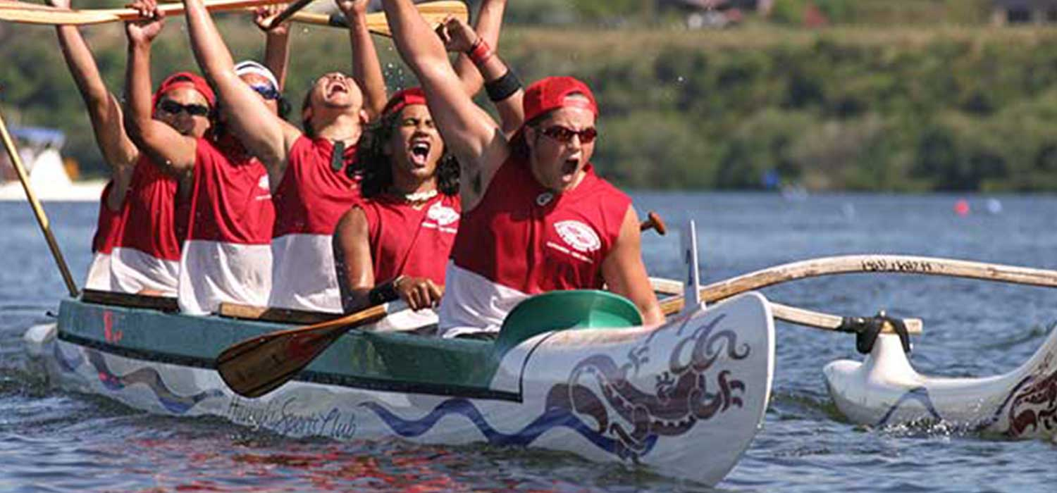A quick guide to Waka ama in New Zealand.