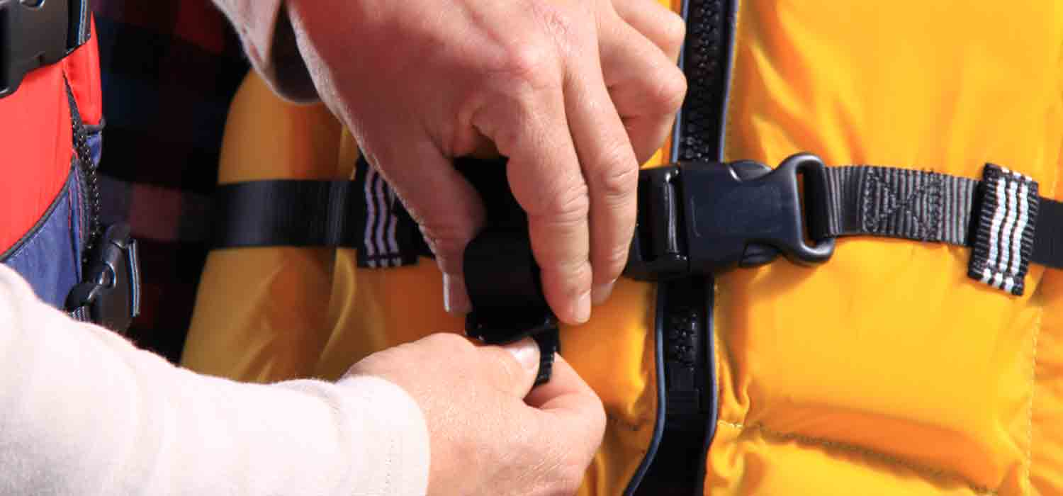 Doing regular checks and maintenance of your gear will ensure trouble-free boating.